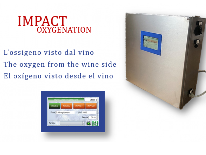 By M.DE PAOLA: IMPACT OXIGENATION