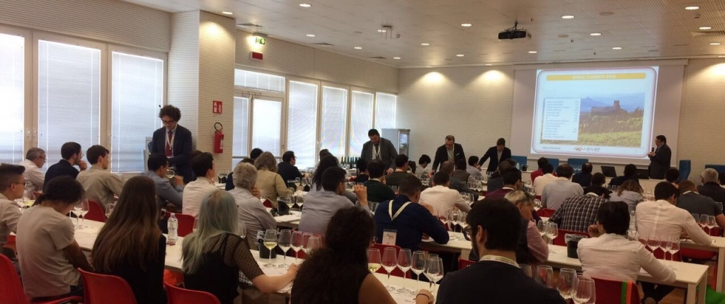 ENOFORUM 2017: DEGUSTACIÓN CON EVER